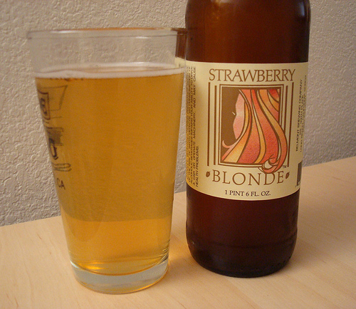 Belmont strawberry blonde