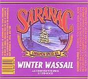SARANAC WINTER WASSAILBEERMELODIES « BEERMELODIES