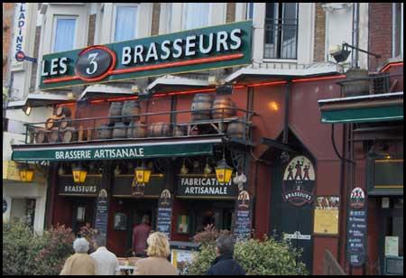 Restaurant - Brasserie Les Brasseurs - Espace Fidlit Client